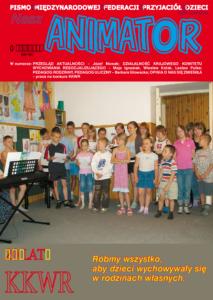 """Nasz ANIMATOR"" 2008/3-4"