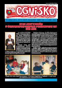 """""""Ognisko"""" 2009/1"""