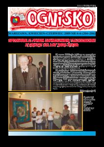 """""""Ognisko"""" 2009/4-6"""
