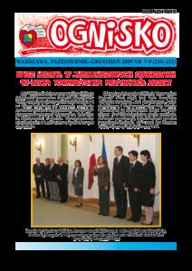 """""""Ognisko"""" 2009/10-12"""