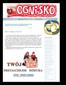 """""""Ognisko"""" 2015/9-2016/11"""