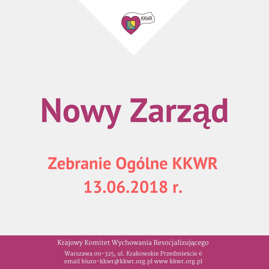 KKWR Nowy zarząd wybrany