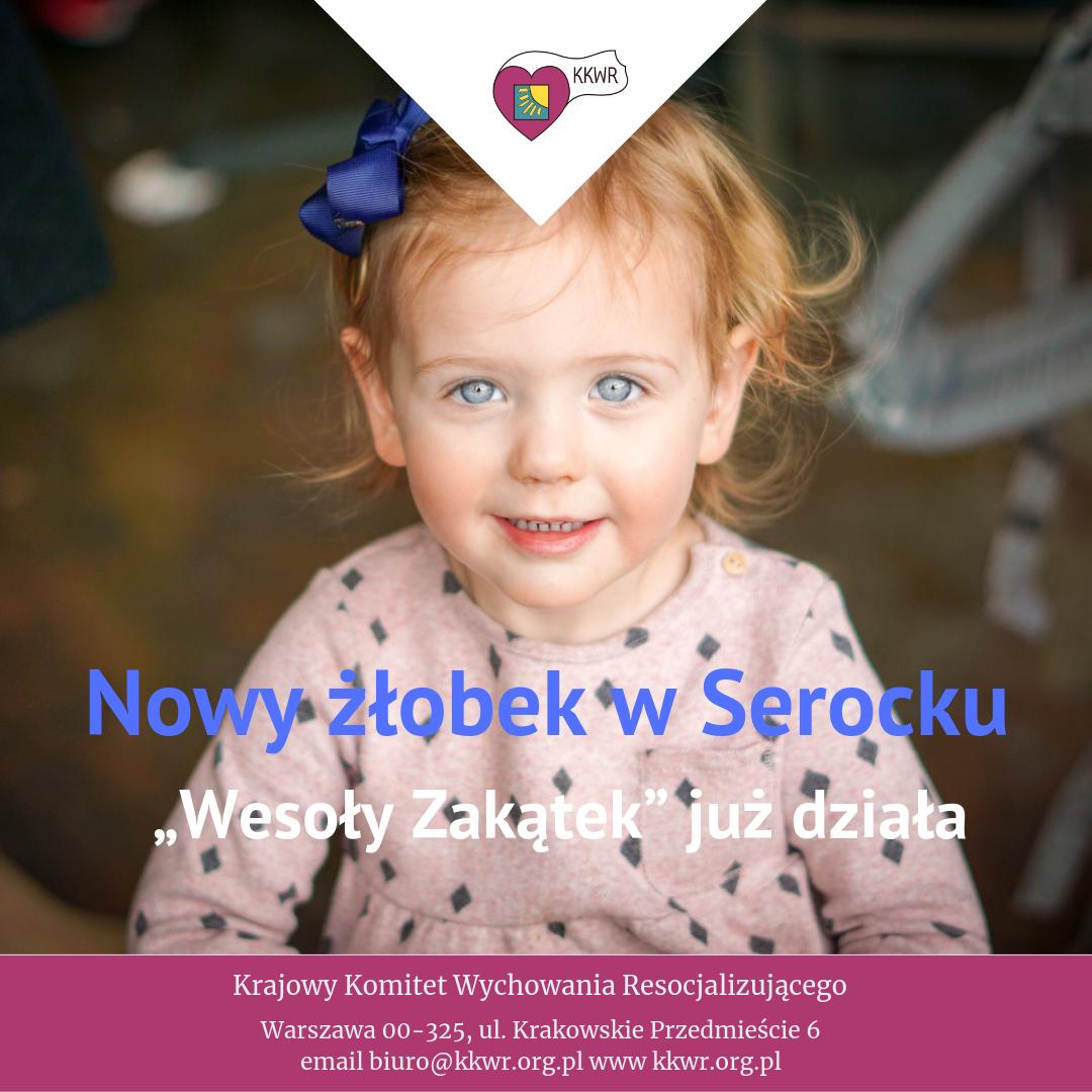 Powiat legionowski: Serock, Legionowo – żłobki
